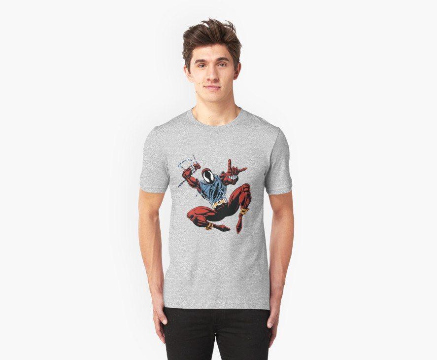 Spider-Man Unlimited – Ben Reilly the Scarlet Spider