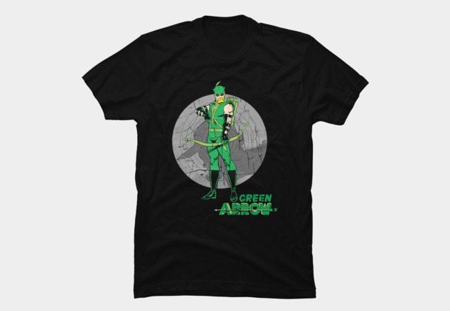 Vintage Green Arrow