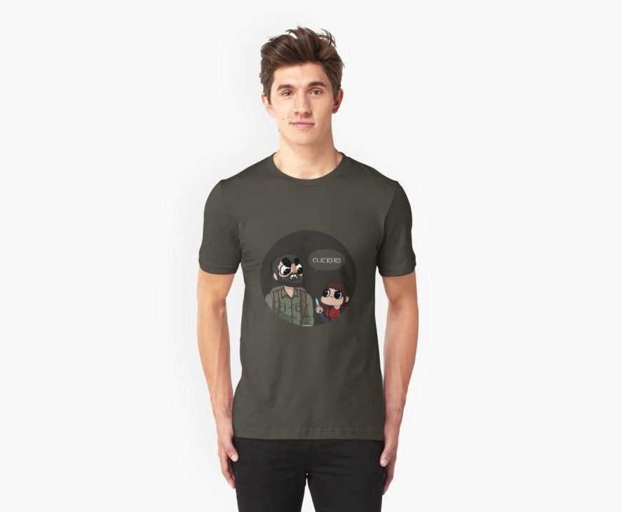 Clickers Shirt – The Last of Us