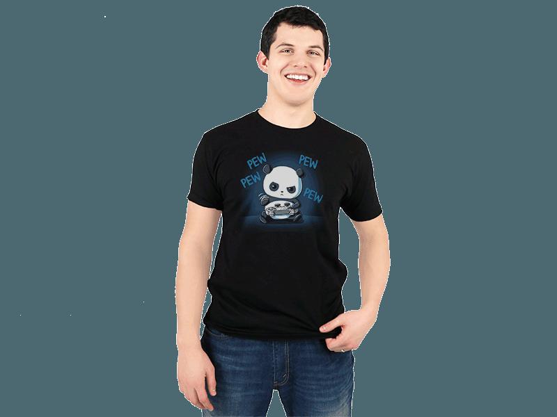 Pew Pew Panda | Funny, cute & nerdy shirts