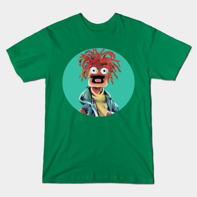 Pepe the King Prawn Muppets Fan Art