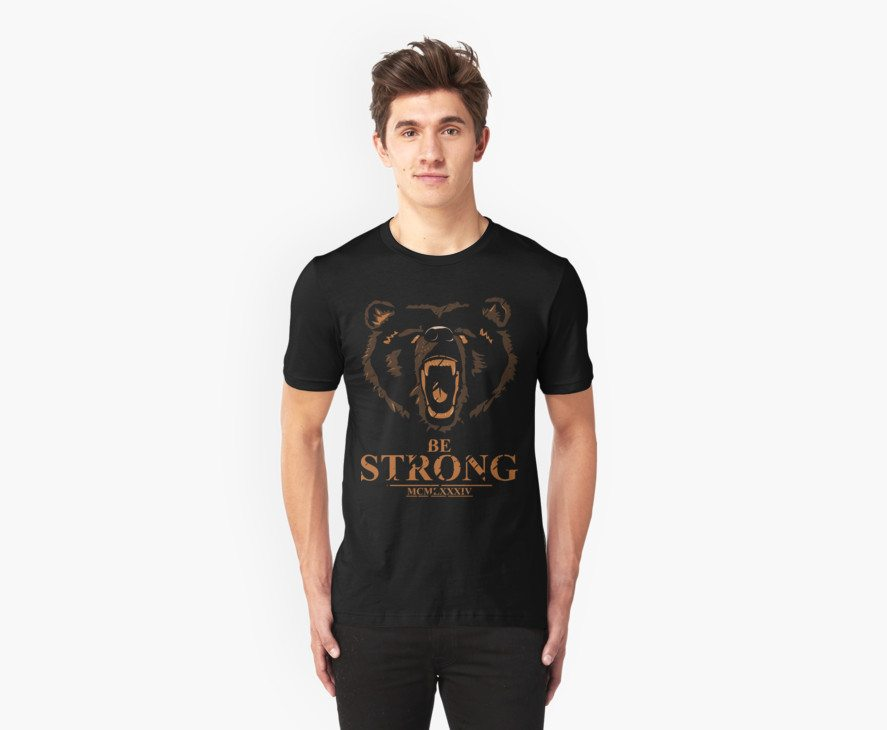 Bear – Be Strong