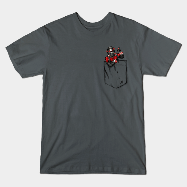 Ant Man 'In Pocket'