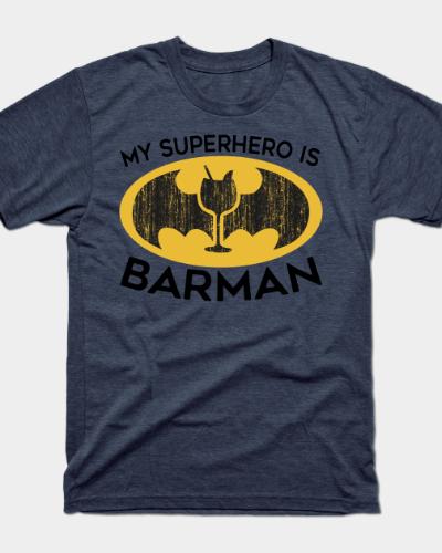 My Hero is Barman