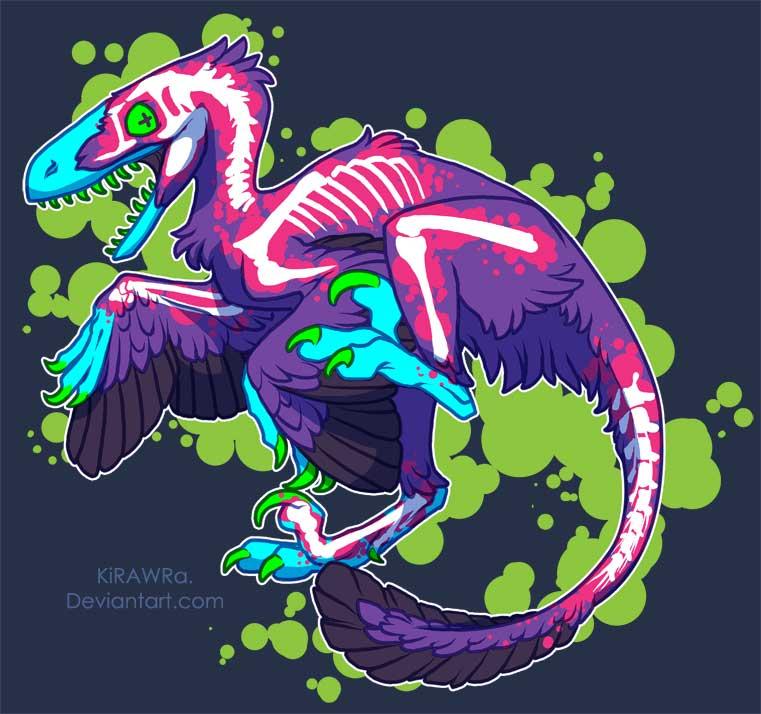 dinosaurs_are_radioactive__by_kirawra-d7g5vf2