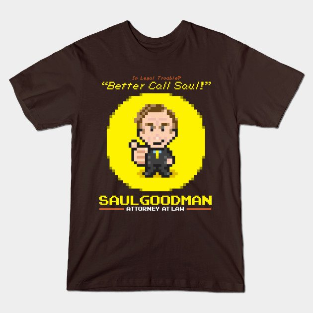 Breaking Bit – Better Call Saul!