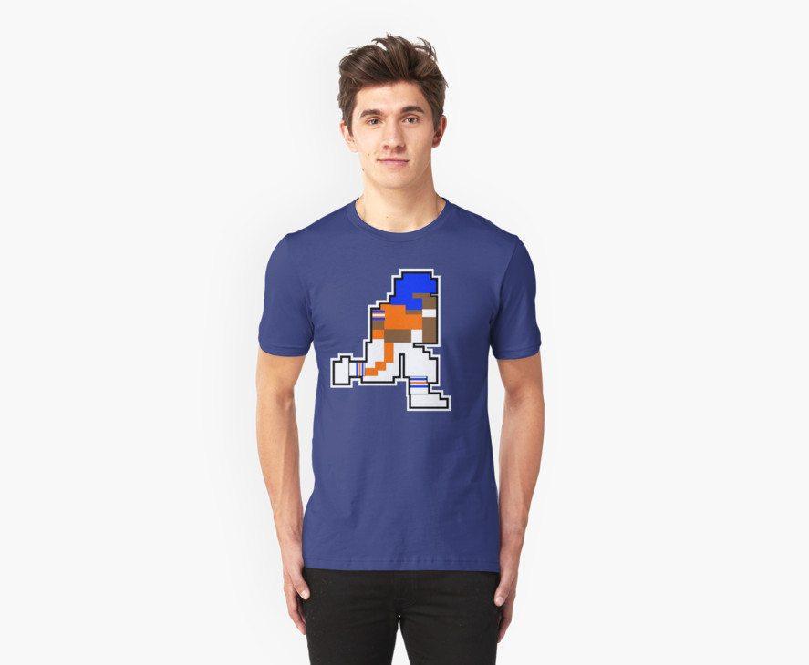 Nintendo Tecmo Bowl Denver Broncos