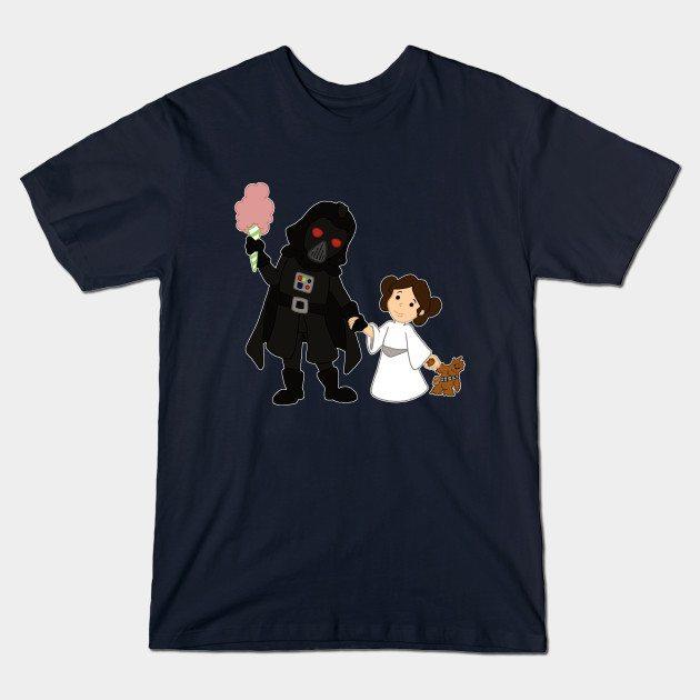 Vader and his Princess