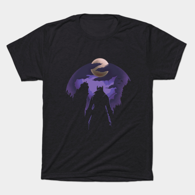 A Hunter Must Hunt (Dark Blue)