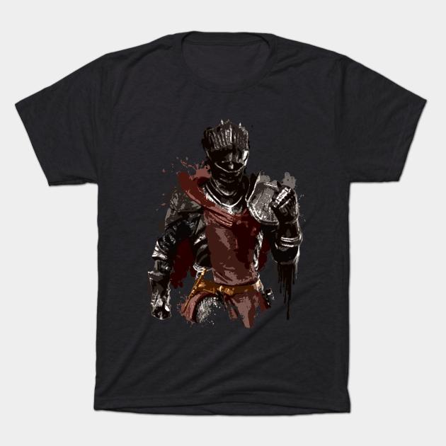 Red Knight Splatter