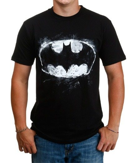 Batman Chalk Logo