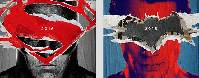 Batman -OR- Superman? Pick your free t-shirt, support your hero!