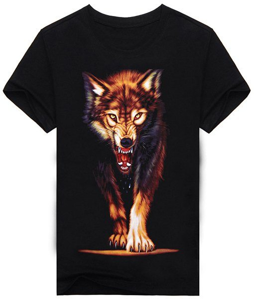 Cool Fierce Wolf