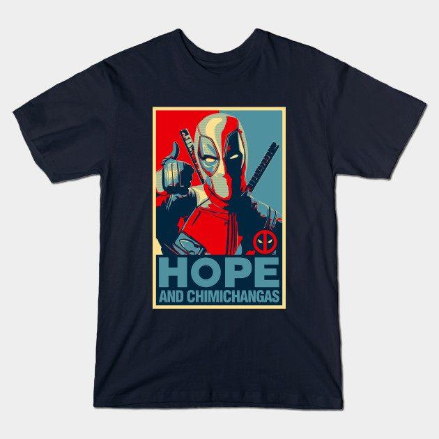 Deadpool For President –