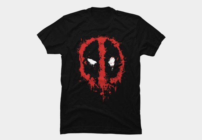 Deadpool Splatter
