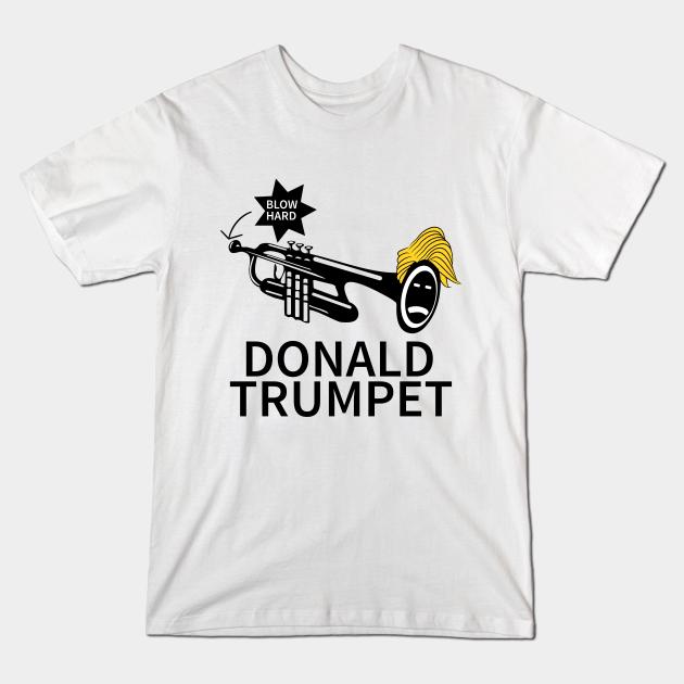 Donald Trump Trumpet