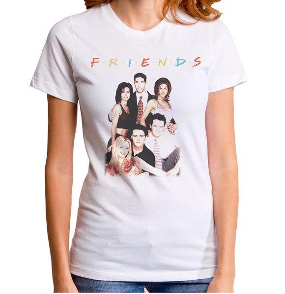 Friends Group Photo Women's T-Shirt