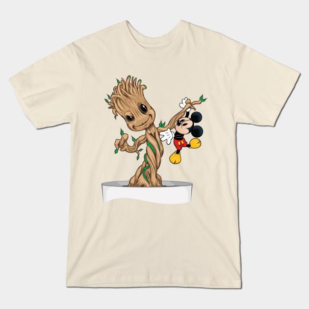 Groot's Best Friend