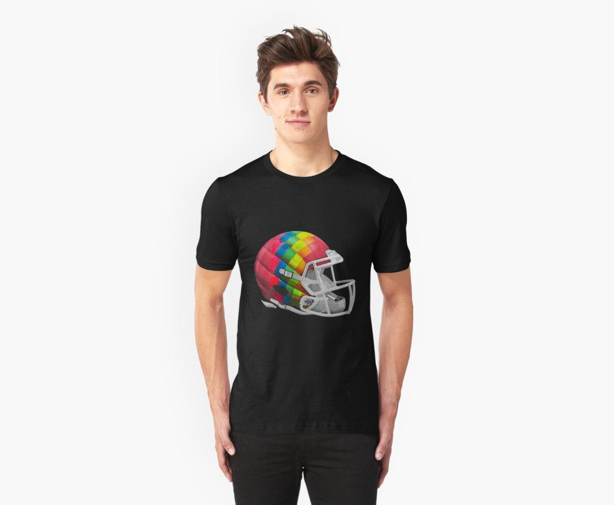 Helmet Coldplay SuperBowl