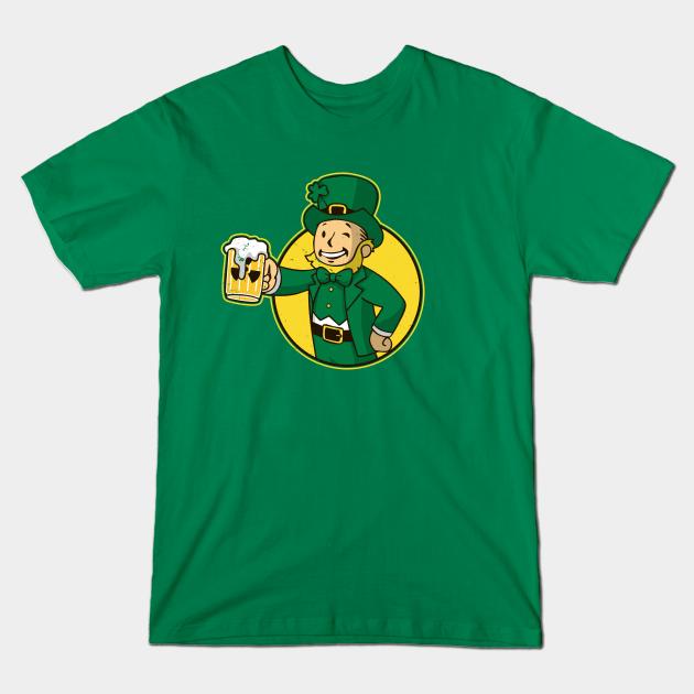 Irish Vault Boy