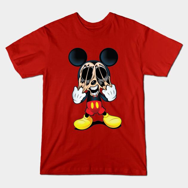 Mickey Gone Crazy