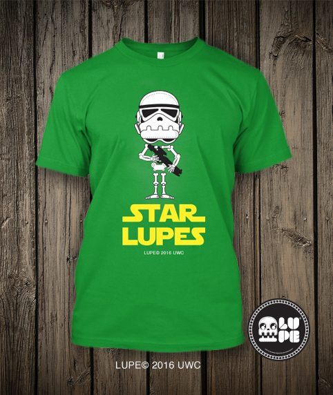 Star Lupes – Lupe Stormtrooper