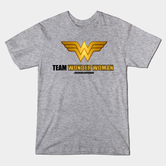 Team Wonder Woman (Batman v Superman)