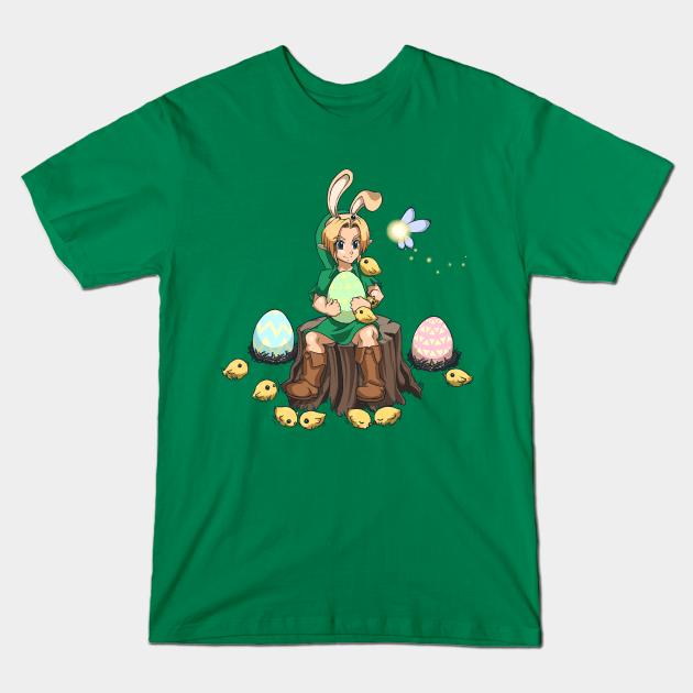 The Easter Bunny Hood