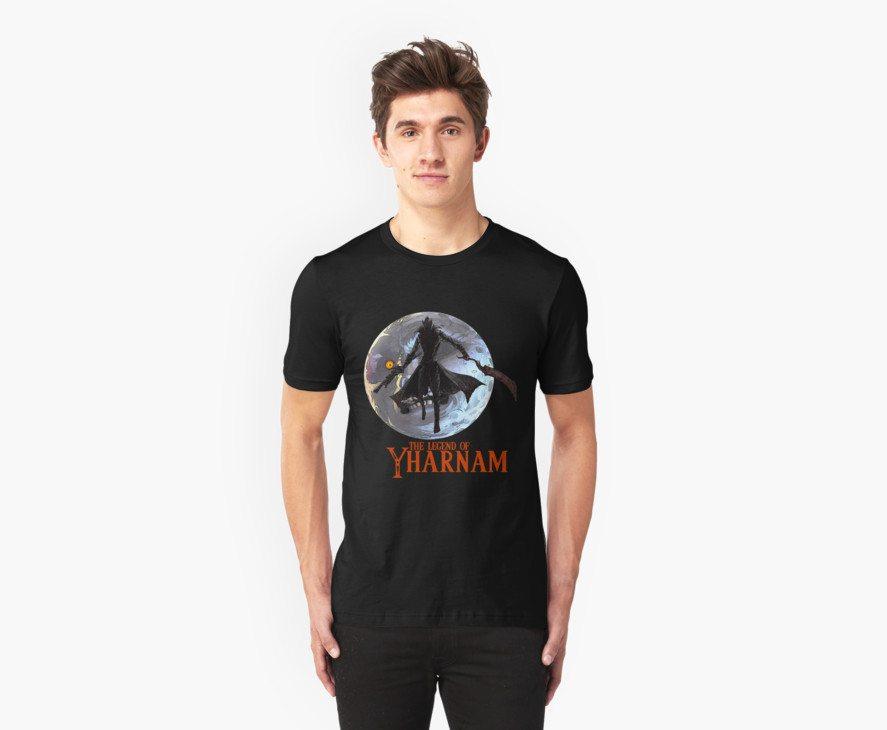 The Legend Of Yharnam