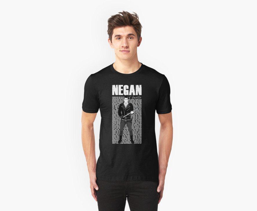 The Walking Dead – Negan & Lucille