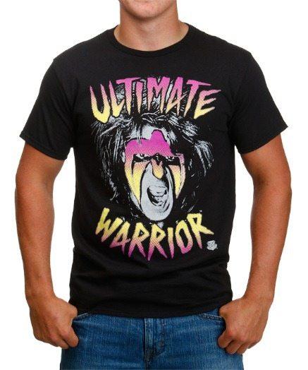 WWE Ultimate Warrior Yell