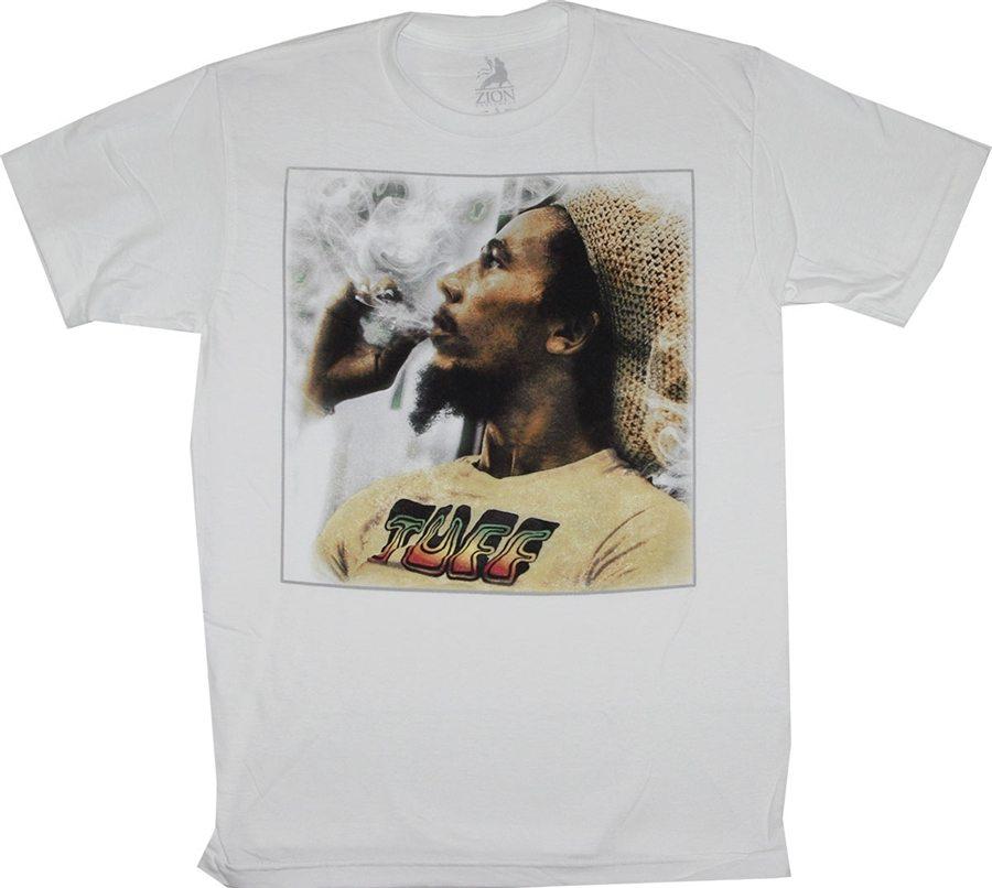 Bob Marley Tuff Smoke T-Shirt