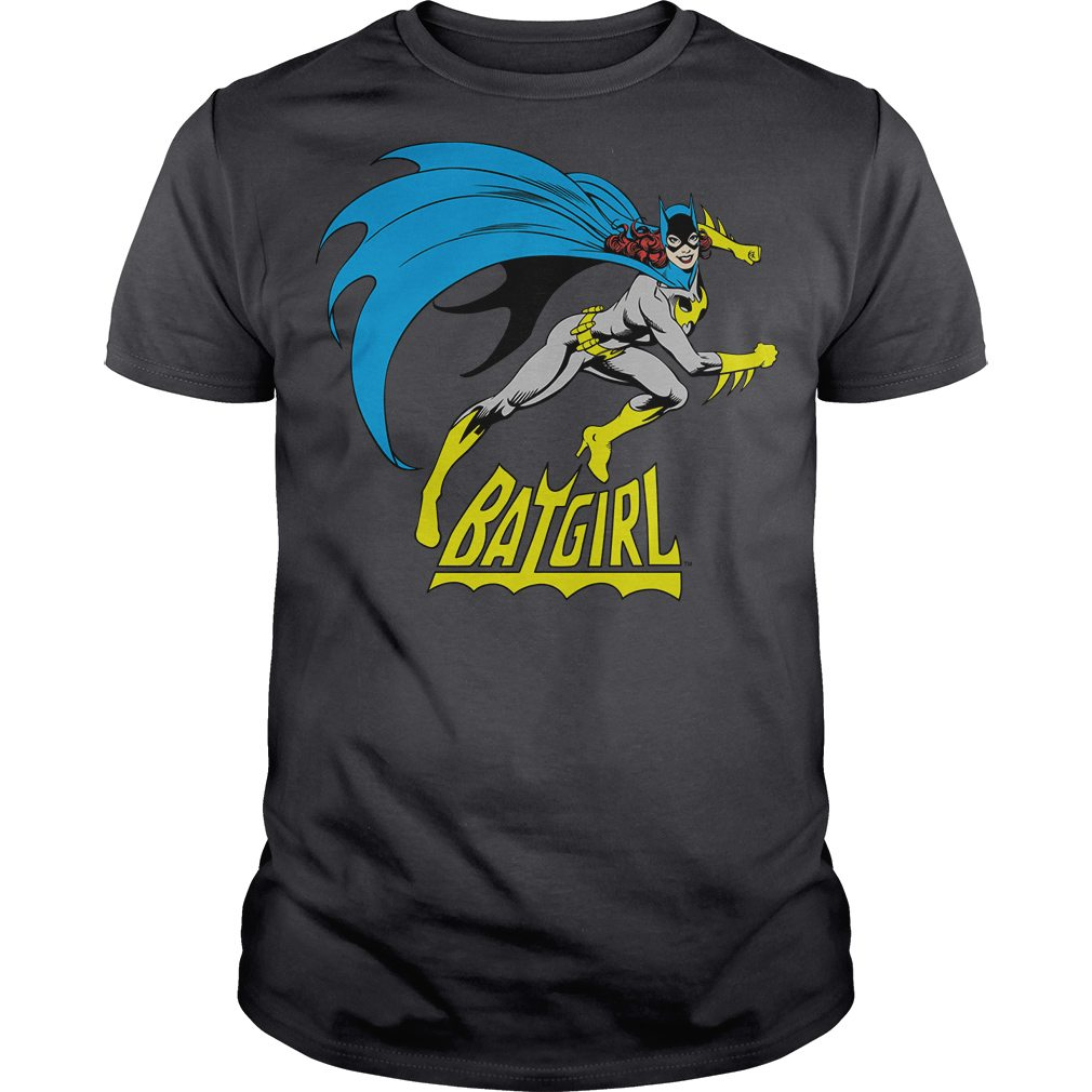 DC Batgirl is Hot