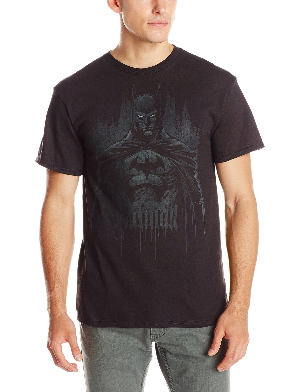 DC Comics Men's Batman Seek and Destroy