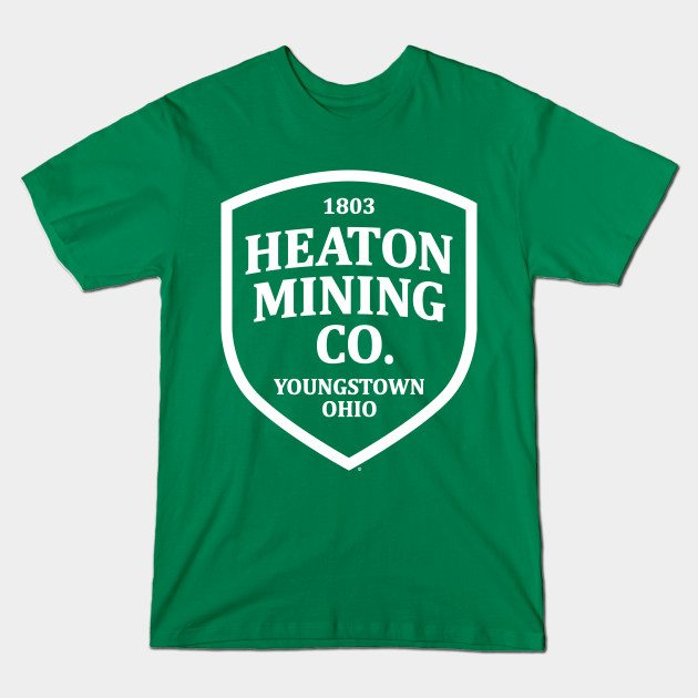 Heaton Mining Co. (white) – 'Youngstown'