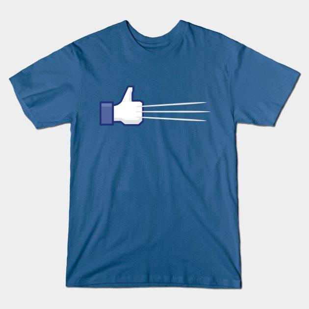I Like Wolverine – Facebook