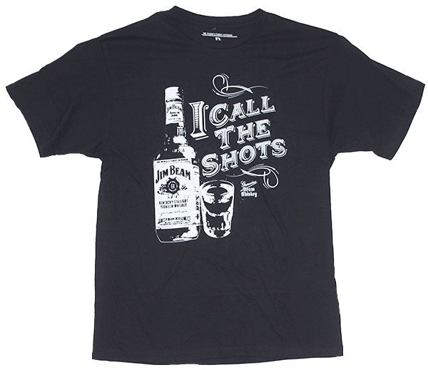 Jim Beam I Call the Shots T-Shirt