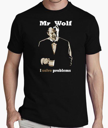 Mr. Wolf – I Solve Problems (Pulp Fiction)