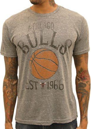 NBA Chicago Bulls T-Shirt by Junk Food