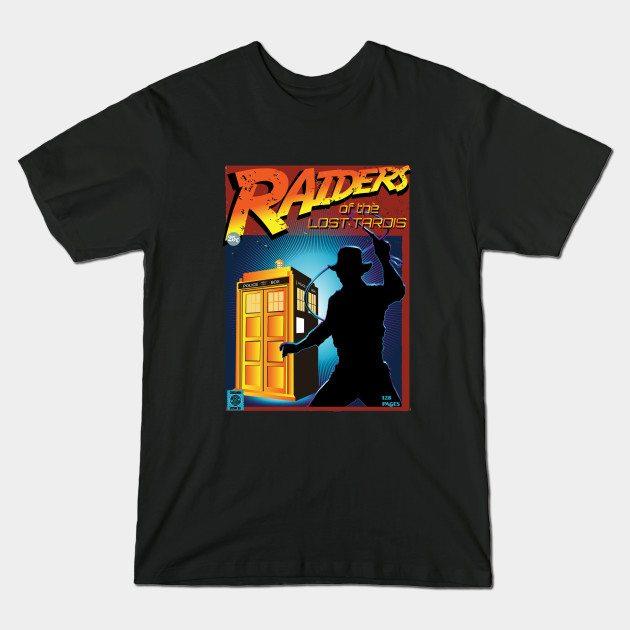 RAIDERS OF THE LOST TARDIS