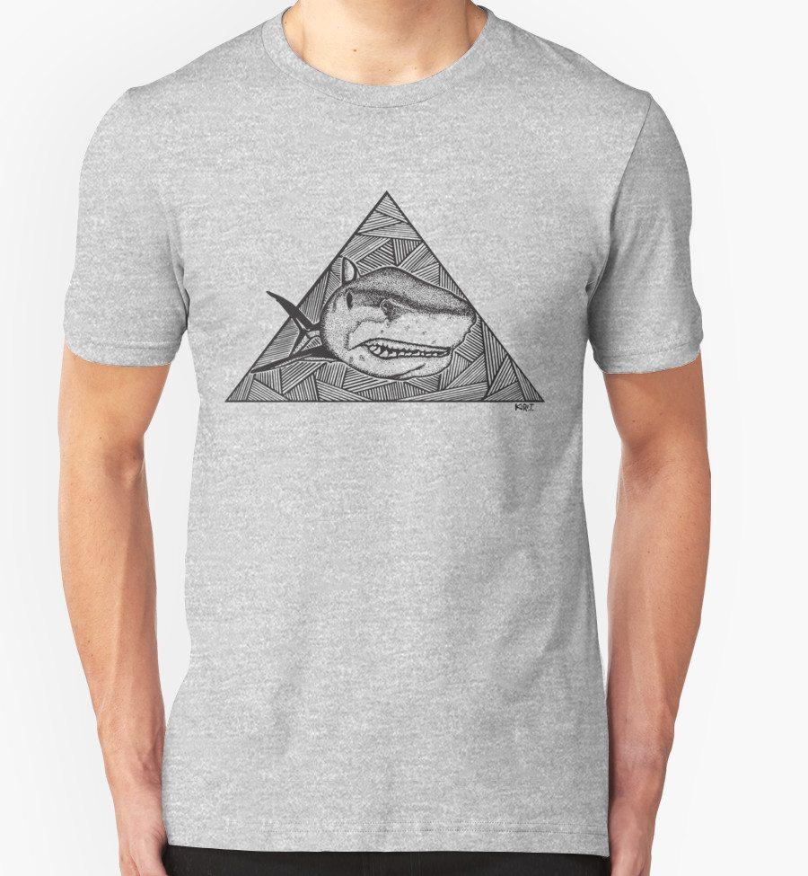 Geometric Shark