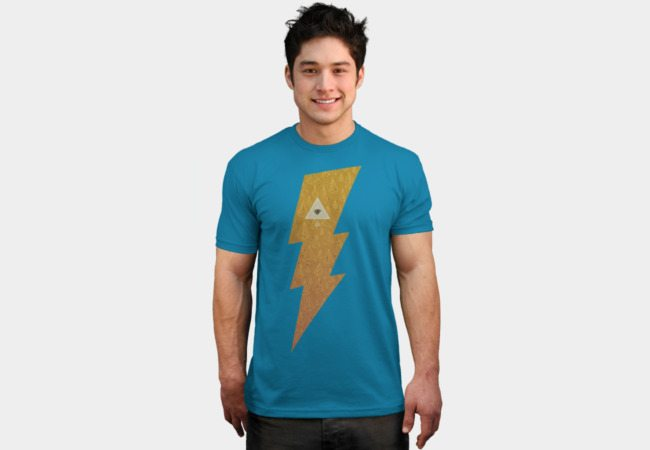 Something with lightning and stuff