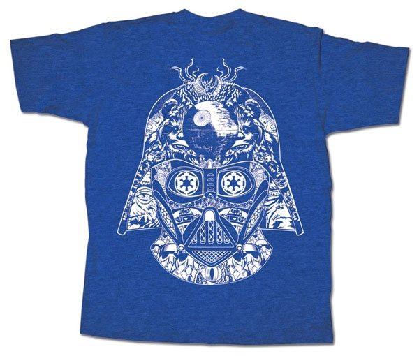 Star Wars Darth Vader Collage T-Shirt