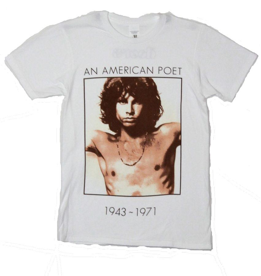 The Doors Jim Morrison American Poet T-Shirt