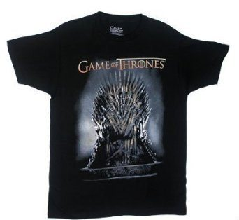 The Game of Thrones Iron Throne