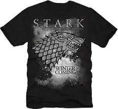 The Game of Thrones Stark Winter Is Coming