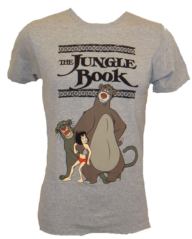 The Jungle Book Best Friends T-shirt
