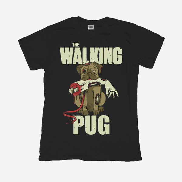 The Walking Pug