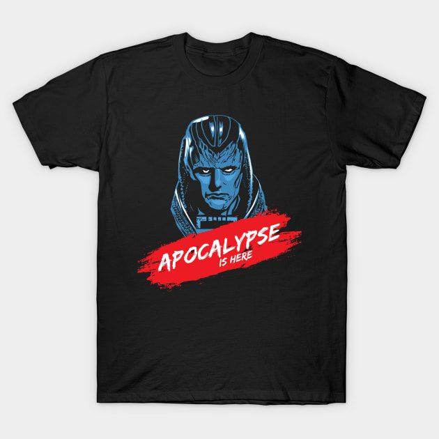 Apocalypse is Here