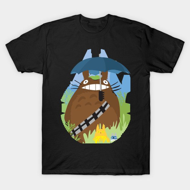 Chewy Totoro